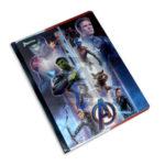 cuaderno cosido  fino Avengers End Game Norma Grande 100 hojas rayado Niño