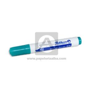 marcador Borrable Ref. 426 2mm-5mm Pelikan Azul Turquesa 1 unidad