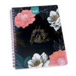 cuaderno argollado  105 Fino Kiut Arg-M11 Norma Grande cuadriculado 100 hojas femenino
