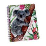 cuaderno argollado  105 Fino Kiut Arg-M2 Norma Grande cuadriculado 100 hojas femenino