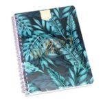 cuaderno argollado  105 Fino Kiut Arg-M5 Norma Grande cuadriculado 100 hojas femenino
