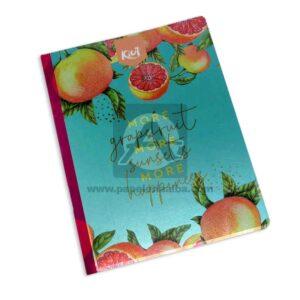 cuaderno cosido Fino Kiut Md-N1 Norma Grande 100 hojas cuadriculado femenino