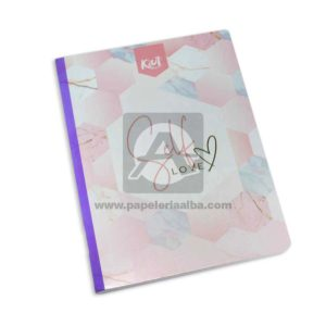 cuaderno cosido Fino Kiut Md-N10 Norma Grande cuadriculado 100 hojas femenino