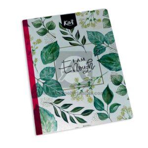 cuaderno cosido Fino Kiut Md-N2 Norma Grande cuadriculado 100 hojas femenino