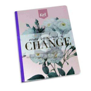cuaderno cosido Fino Kiut Md-N3 Norma Grande cuadriculado 100 hojas femenino