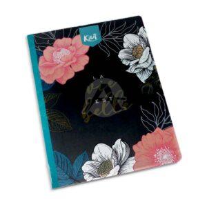 cuaderno cosido Fino Kiut Md-N7 Norma Grande cuadriculado 100 hojas femenino