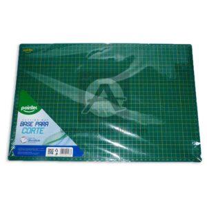 Base para cortar papel Pointer 30x45cm Grande 1 unidad verde