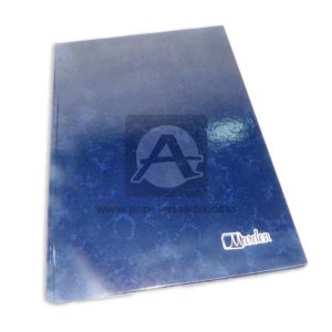 Libro de Actas Empastado Económico Marden 400 Folios Azul 1 unidad