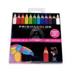 color  Junior Prismacolor Triangular Unipunta 12 unidades