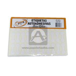 rotulo Autoadhesivo Linea Oficina 396 Rotulos Imprentar 33x12mm blanco