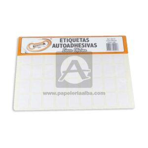 rotulo Autoadhesivo Linea Oficina 540 Rotulos Imprentar 22x16mm blanco