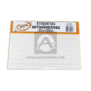 rotulo Autoadhesivo Linea Oficina Cantidad 1.188 Imprentar 15x08mm blanco