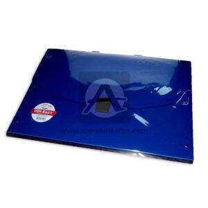 archivador tipo maletín 70x50cm Offi- Esco Azul 1 unidad Cuarto