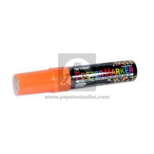marcador de Vinilo PosterMarker 6-EPP Artline 6mm naranja 1 unidad