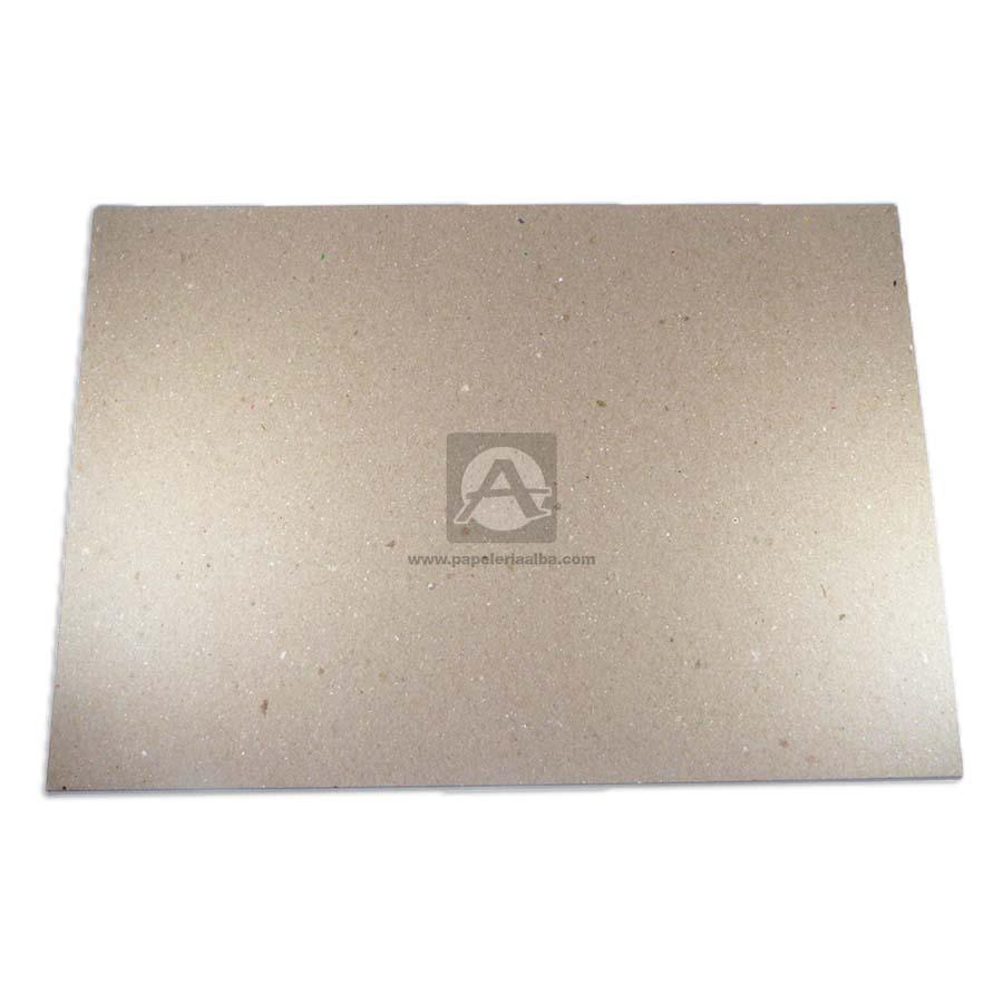 Cartón  Industrial Prensado Nessan 2mm Octavo