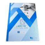 libro de contabilidad  económico 3 columnas Marden 100 Folios 1 unidad