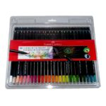 color  Supersoft Fino faber castell 50 Unidades
