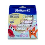 plumon  Colorella Jumbo Star Pelikan Pastel 8 unidades