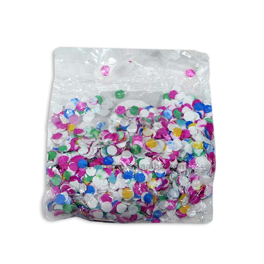 Confetti  en bolsa  1 unidad Pequeño